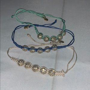 J. Crew Jcrew bracelet lot